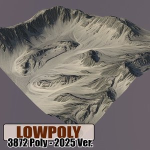 3d mountain games maps