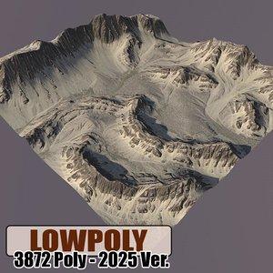 blend mountain games maps