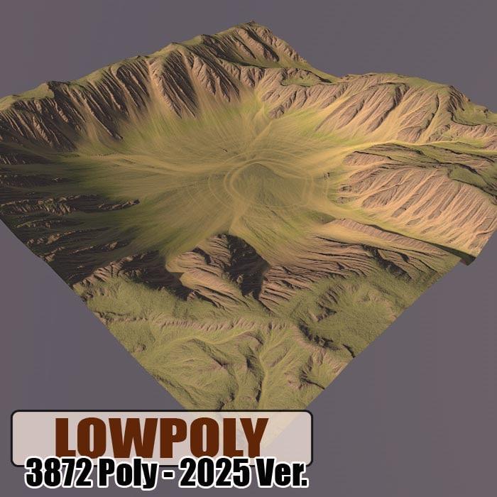 max mountain maps terrain