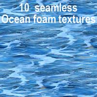Ocean Foam Collection 2
