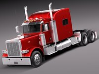Peterbilt 389 Sleeper Cab 2015
