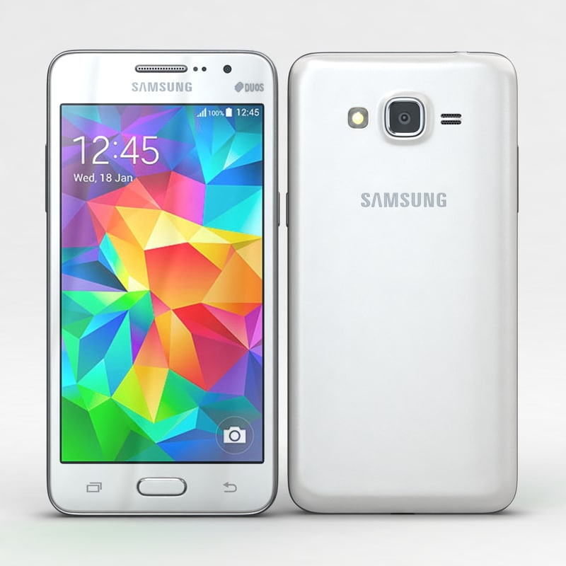 3d c4d samsung galaxy grand prime