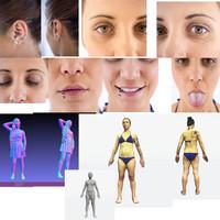 3d model photo references woman