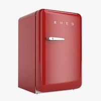 SMEG FAB10 50's Style Refrigerator