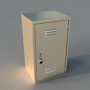 obj locker lock