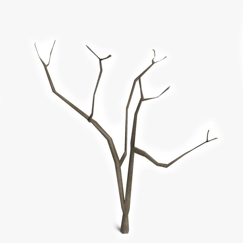 3ds dead plant