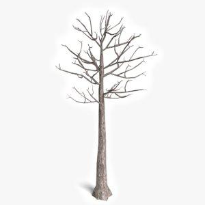 dead tree 3d 3ds