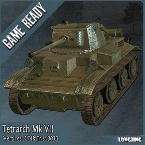 obj light tank mk vii