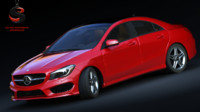 Mercedes-Benz CLA 260 Sport Sedan 2014