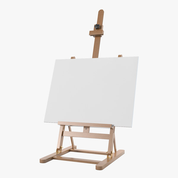 3ds max easel