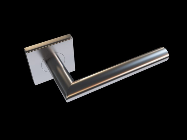 handle novanta q door 3d model