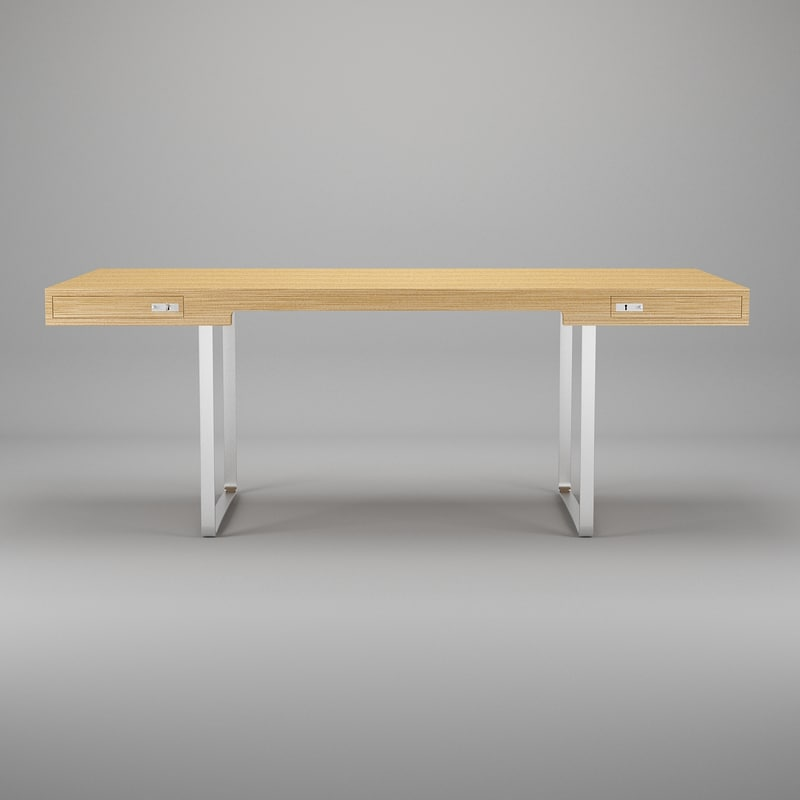3d table hans j wegner model