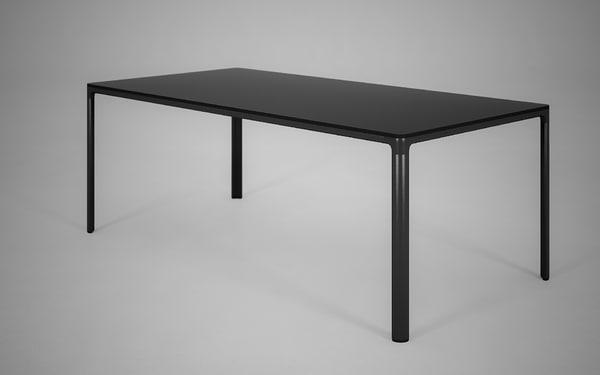 mesa table fredericia 3d model