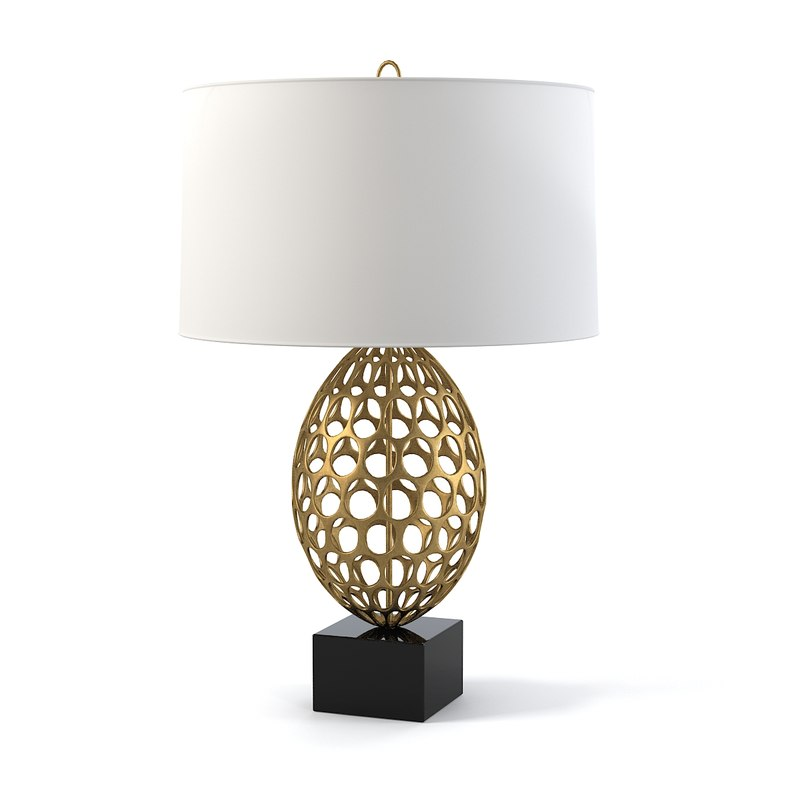 table lamp art max