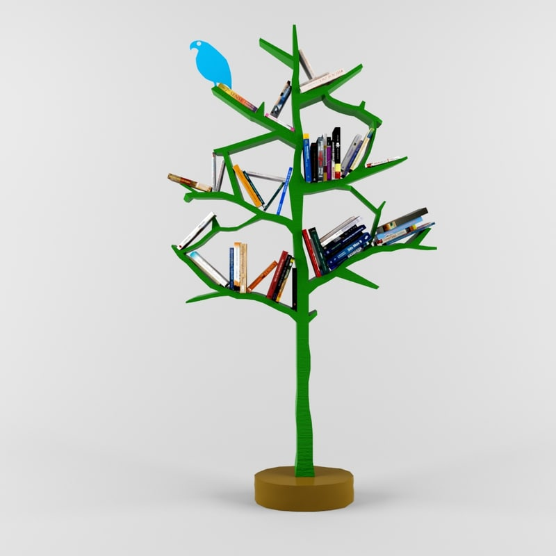 max book tree