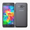 Samsung Galaxy Grand 3D models
