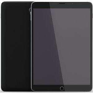 3d max generic tablet