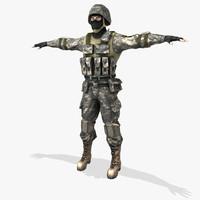 army airborne soldier x
