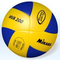 Mikasa MVA200 Official FIVB ball