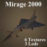3d max mirage 2000 2