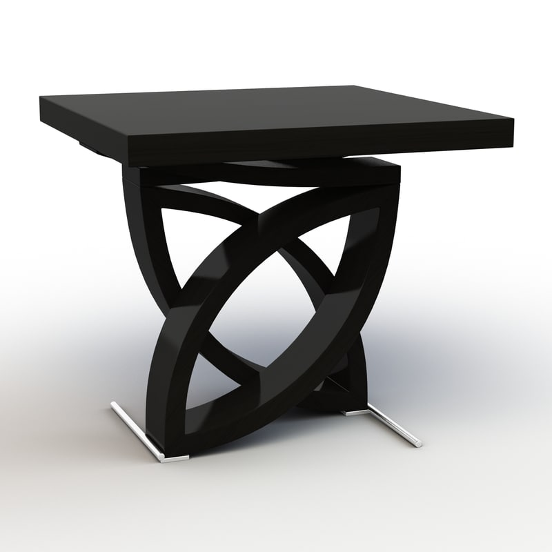 3d monarca table model