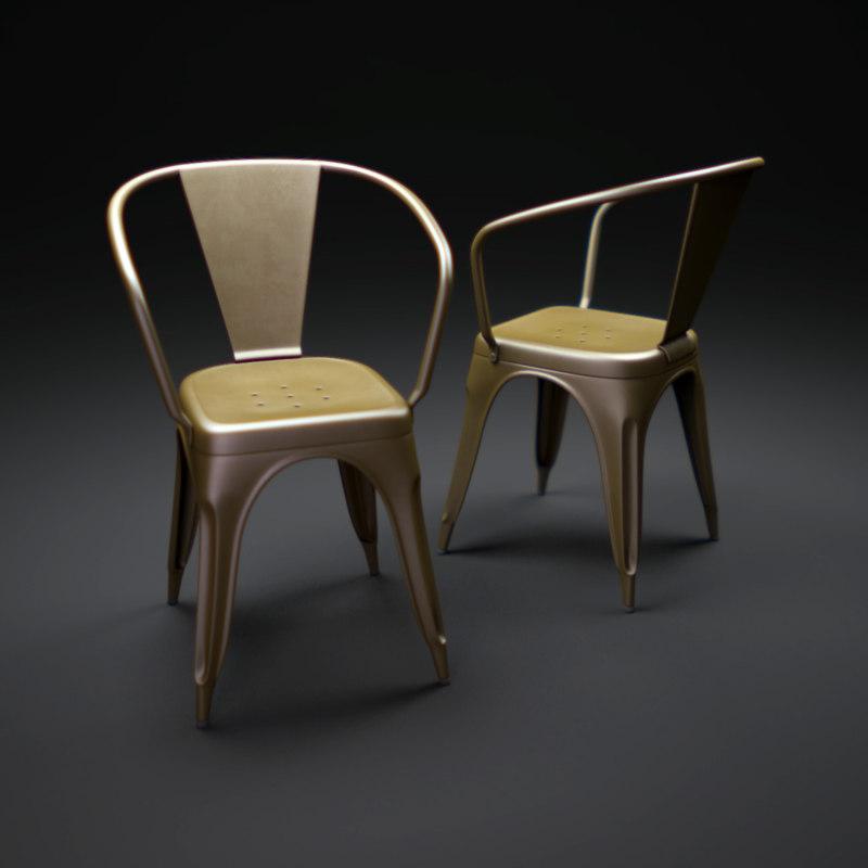 tolix-a56-armchair max
