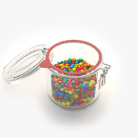 Jar With m&ms