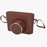 3ds max vintage camera case