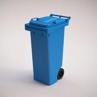 Dumpster MGB80