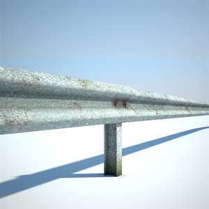 guard rail obj