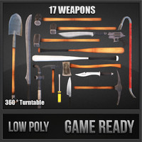 Survival Weapons HD Vol. 1