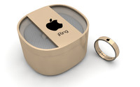 apple ring 3d model