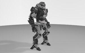 3ds robot bot