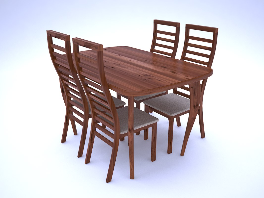 dining table chairs max