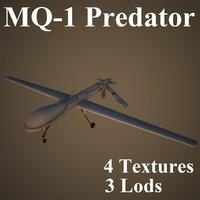 3dsmax general atomics predator