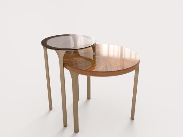3d table brabbu