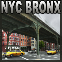 New York Bronx Scene