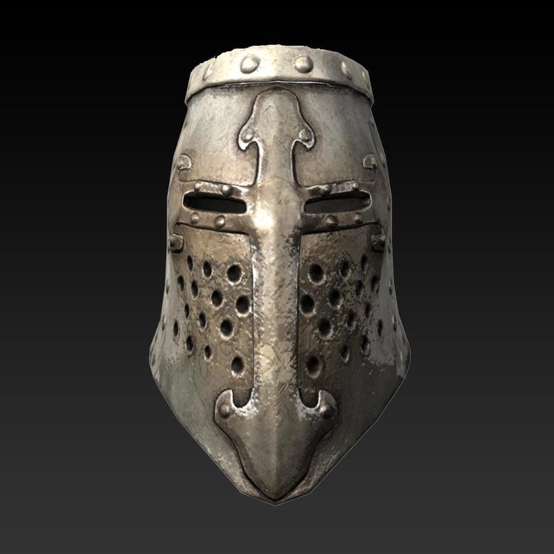 grand helmet 3d ma