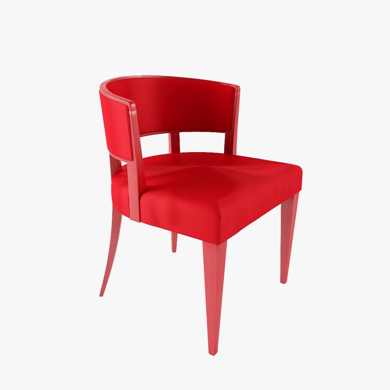 chair billiani max