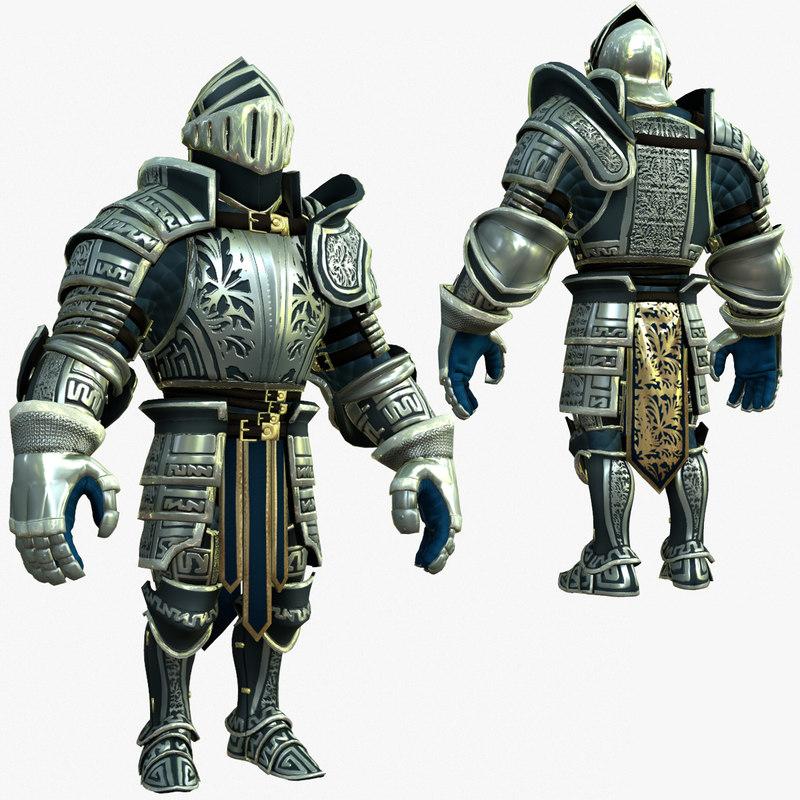 knight series c4d