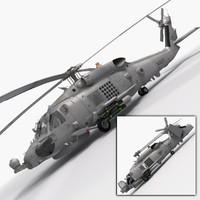 sikorsky sh-60b seahawk military helicopter max