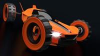 concept car obj