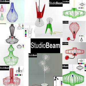 maya studio beam