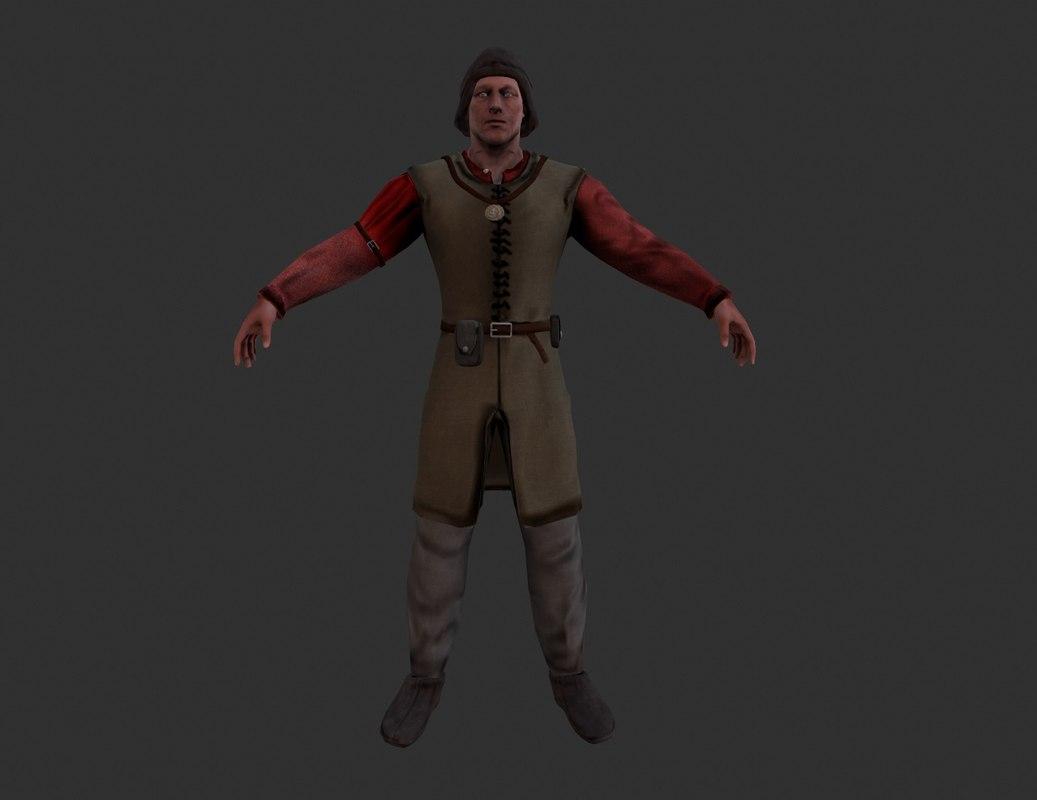 merchant townsman max