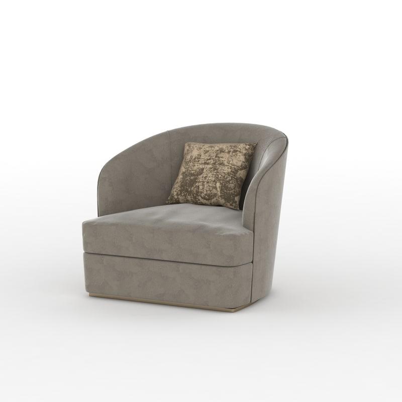 max jouffre armchair