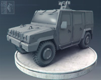 3d lmv ivec model