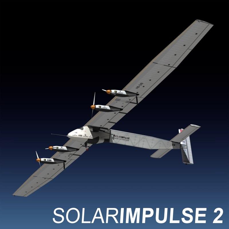 solar impulse 2 max