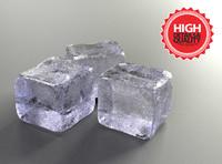 ice cube 3d fbx