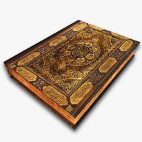 c4d designs quran islamic holy