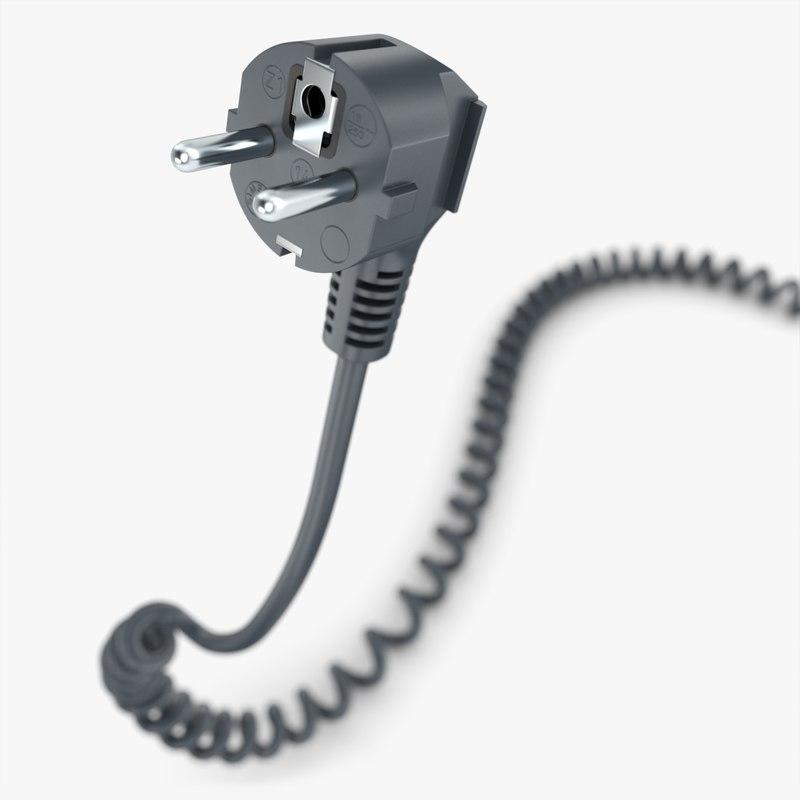 max ac power plug cee-7